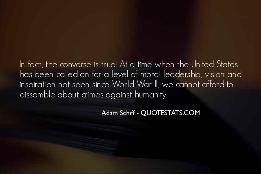 Quotes About War Against War #140498