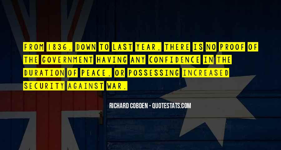 Quotes About War Against War #152065