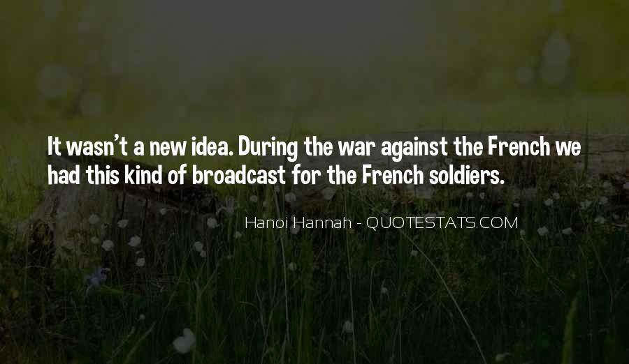 Quotes About War Against War #164004