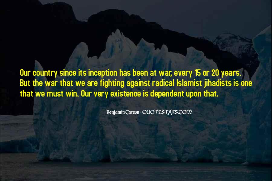 Quotes About War Against War #16411