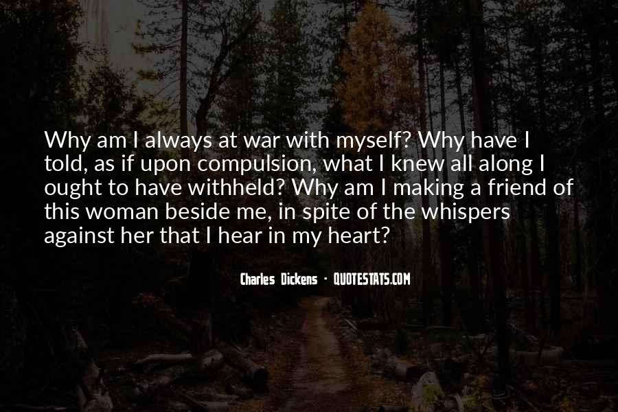 Quotes About War Against War #188434