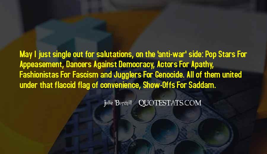 Quotes About War Against War #27387