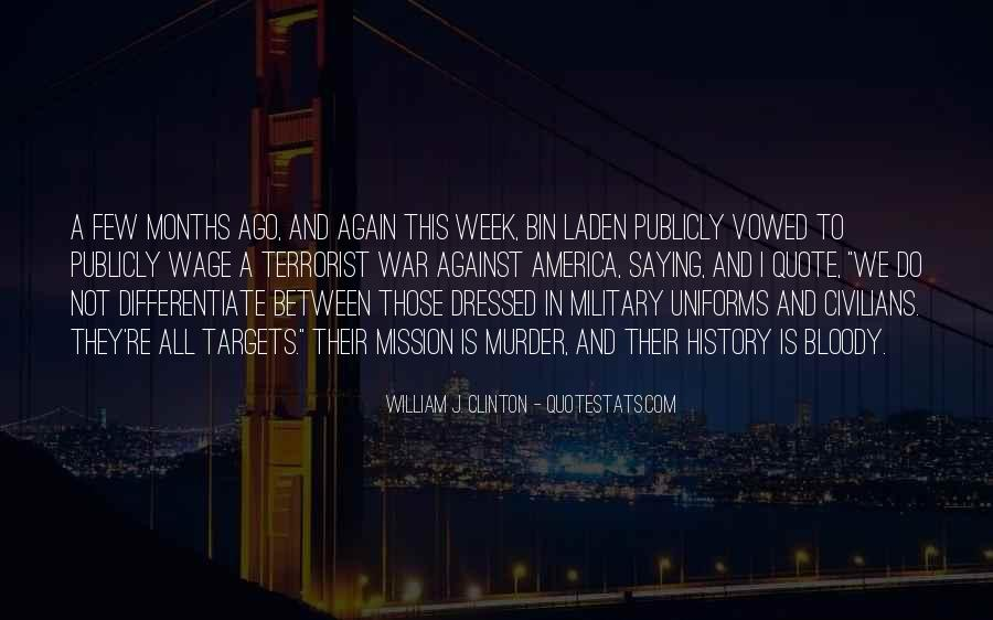 Quotes About War Against War #4684