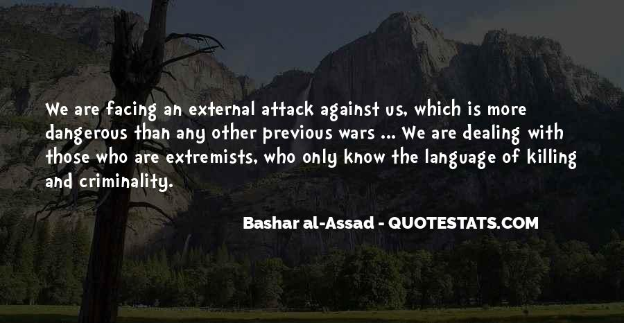 Quotes About War Against War #79904