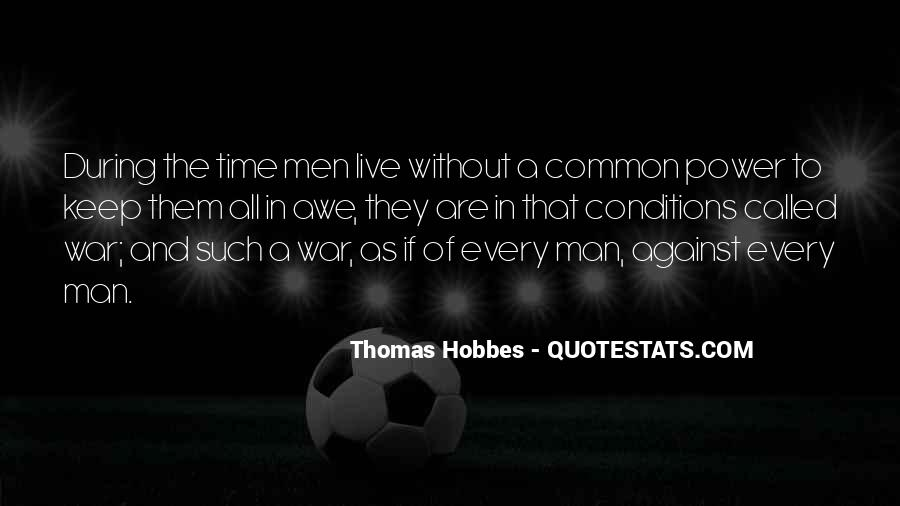 Quotes About War Against War #99674