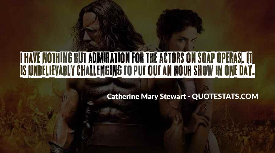 Quotes About Soap Operas #285827