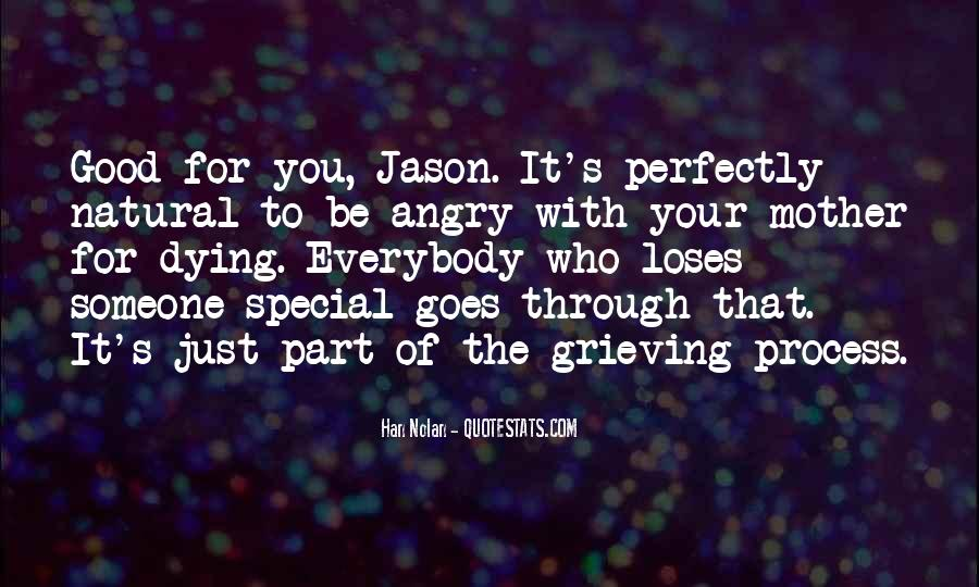 Quotes About Grieving A Mother #726394