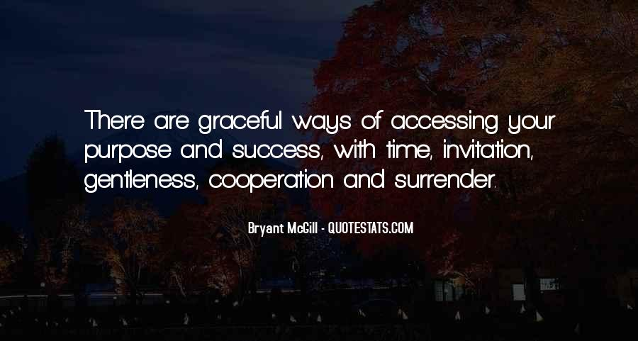 Quotes About Cooperation And Success #1203387