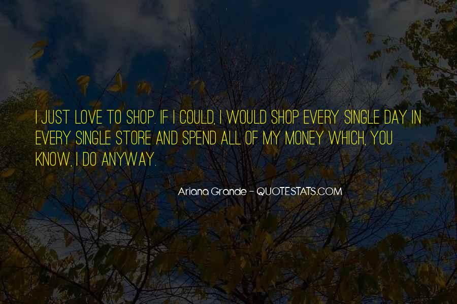 Quotes About My Money #15190