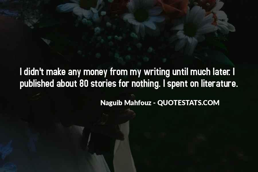 Quotes About My Money #25665