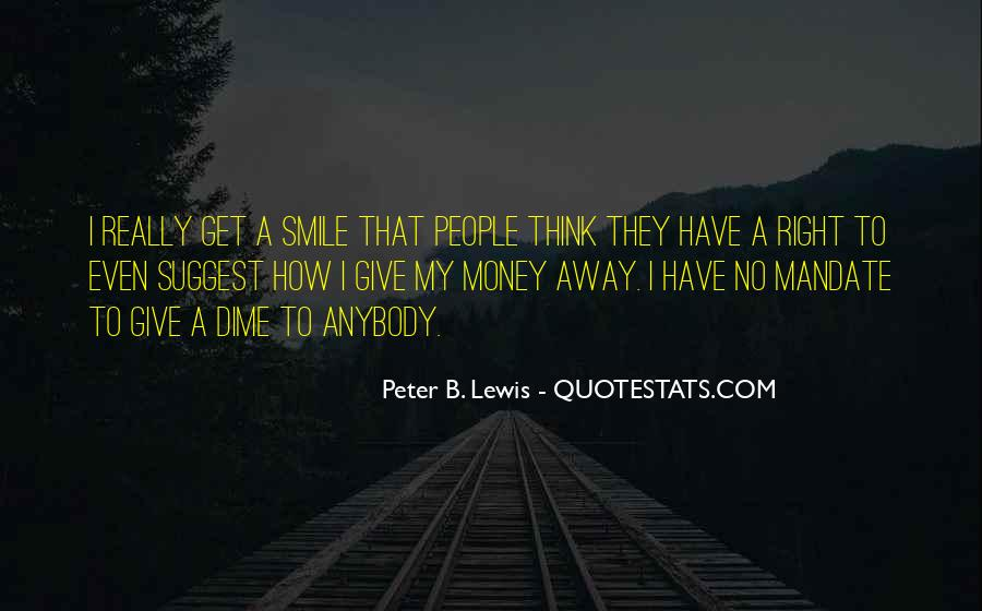 Quotes About My Money #26870