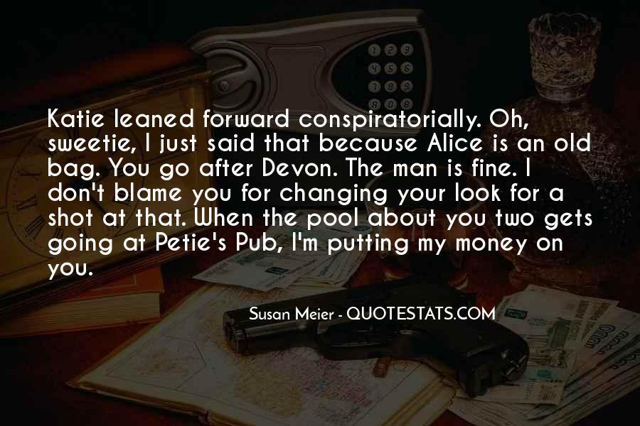 Quotes About My Money #49447