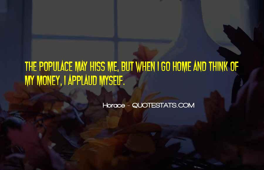 Quotes About My Money #57512