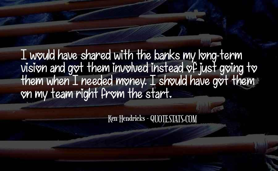 Quotes About My Money #69347