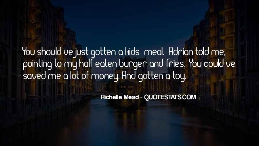 Quotes About My Money #8569