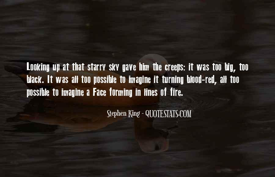 Quotes About Looking Up To The Sky #103662