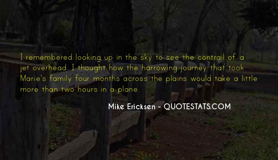 Quotes About Looking Up To The Sky #1073181