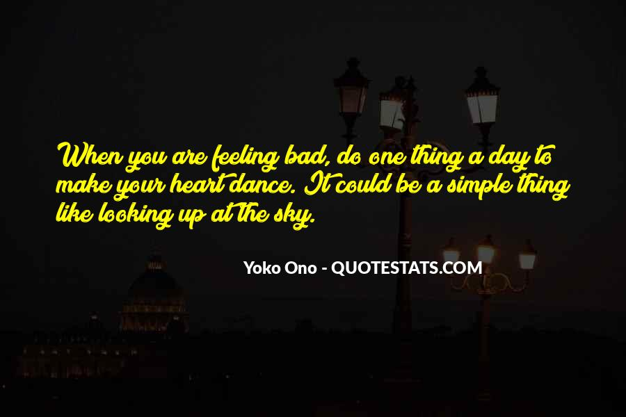 Quotes About Looking Up To The Sky #1480237
