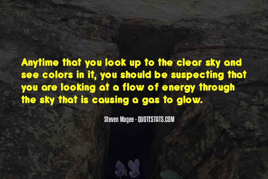 Quotes About Looking Up To The Sky #268749
