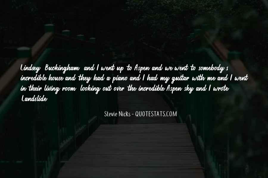 Quotes About Looking Up To The Sky #776220