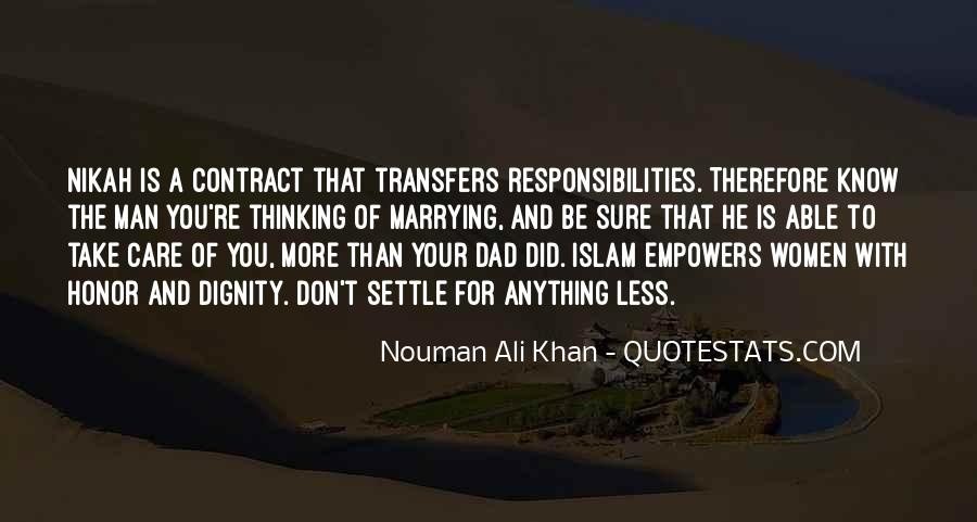 Quotes About Nikah #610901