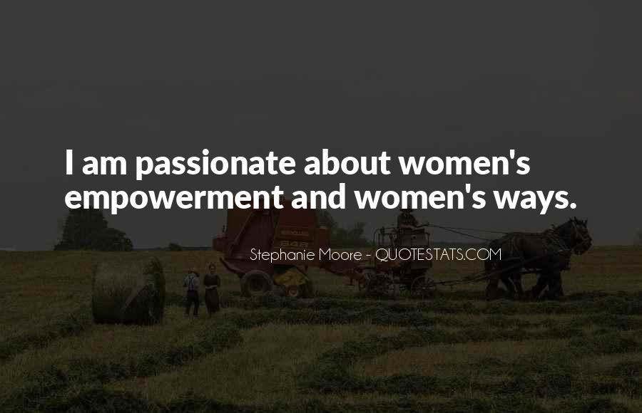 Quotes About Women's Empowerment #1006345