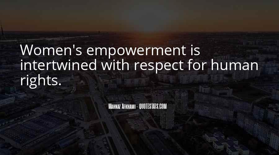 Quotes About Women's Empowerment #1025333