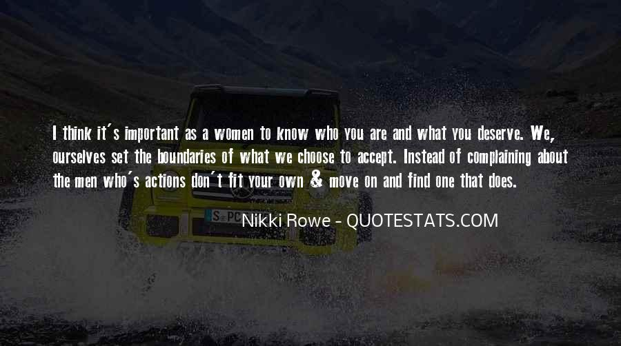 Quotes About Women's Empowerment #1148203