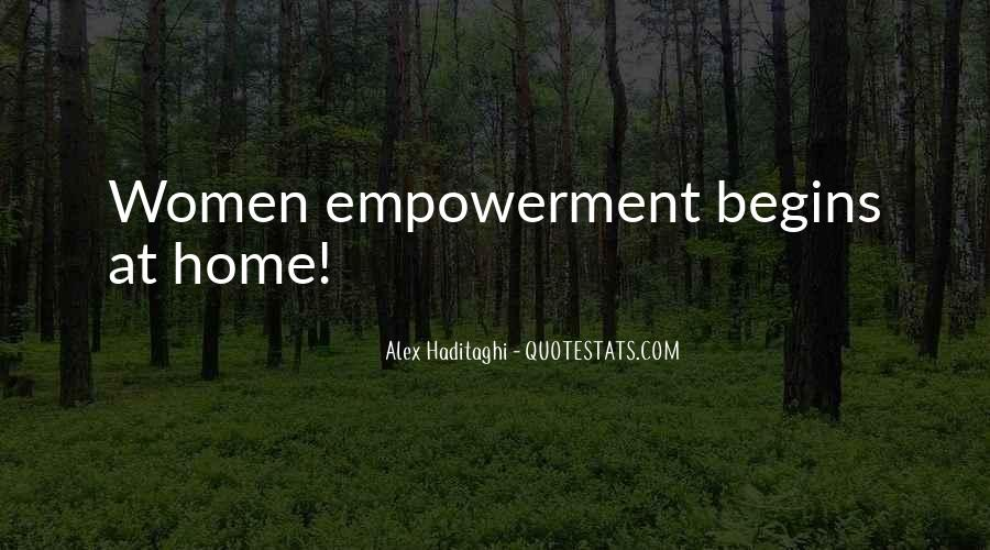 Quotes About Women's Empowerment #1192207