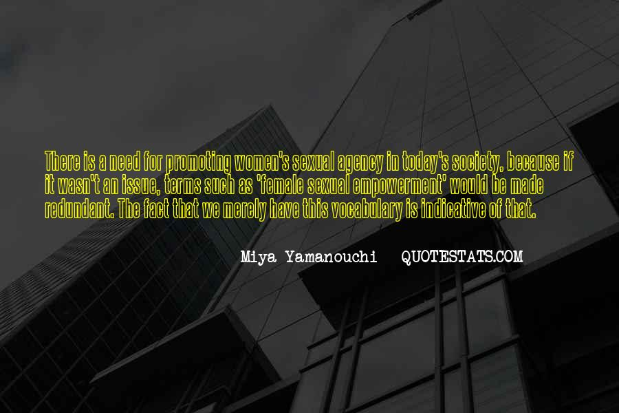 Quotes About Women's Empowerment #198138