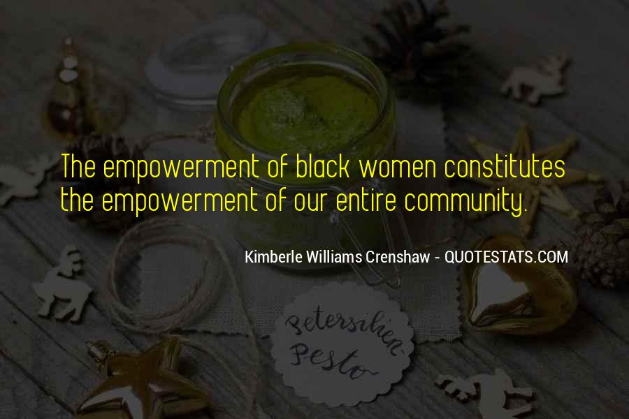 Quotes About Women's Empowerment #226872