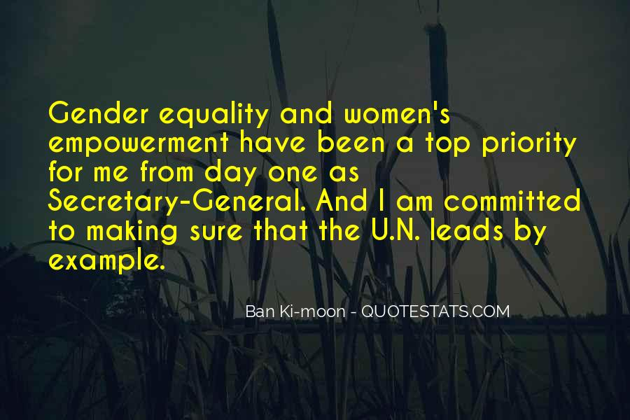 Quotes About Women's Empowerment #488390