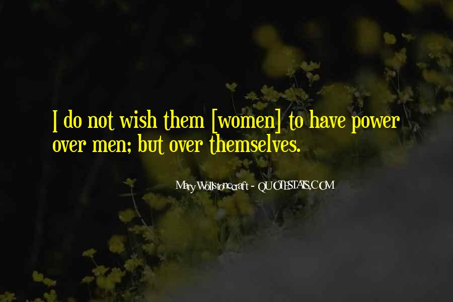Quotes About Women's Empowerment #563936