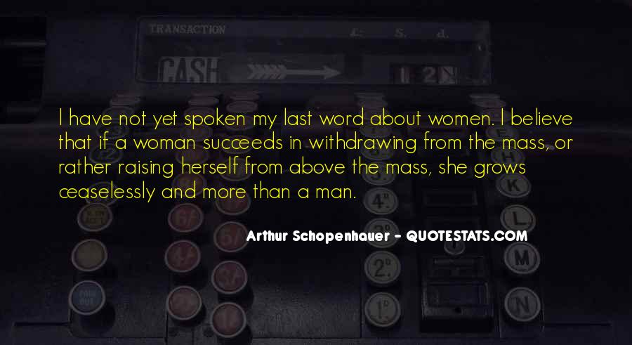 Quotes About Women's Empowerment #70110
