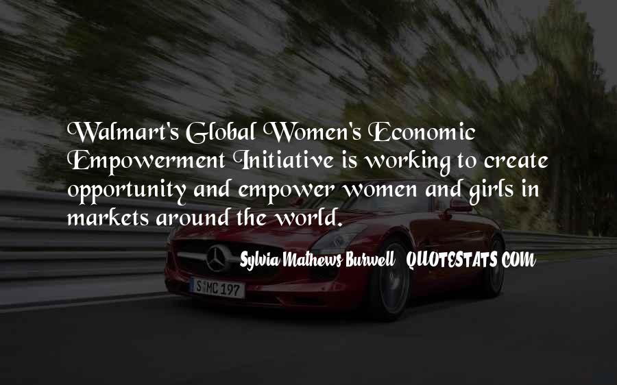 Quotes About Women's Empowerment #755905