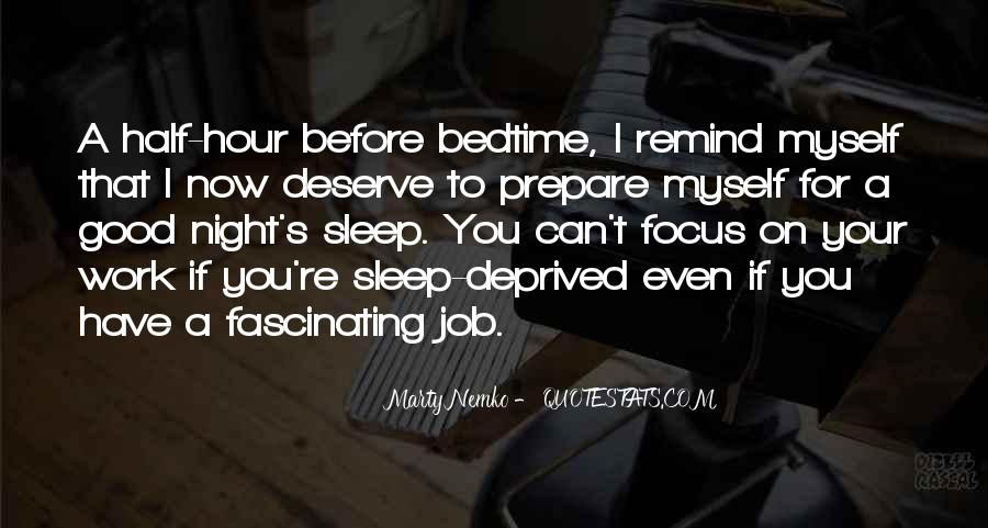 Quotes About Have A Good Night #1133030