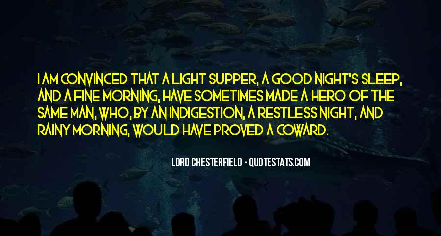 Quotes About Have A Good Night #1380037