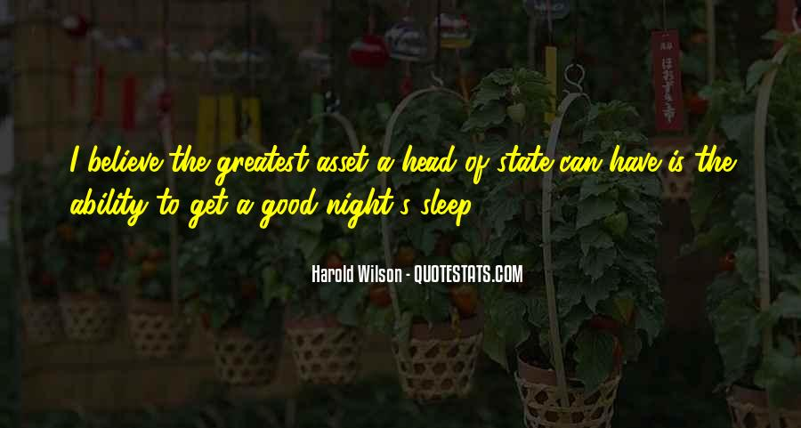 Quotes About Have A Good Night #155953
