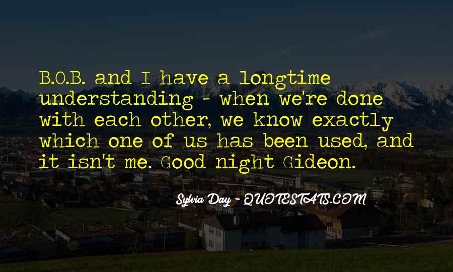Quotes About Have A Good Night #1611355