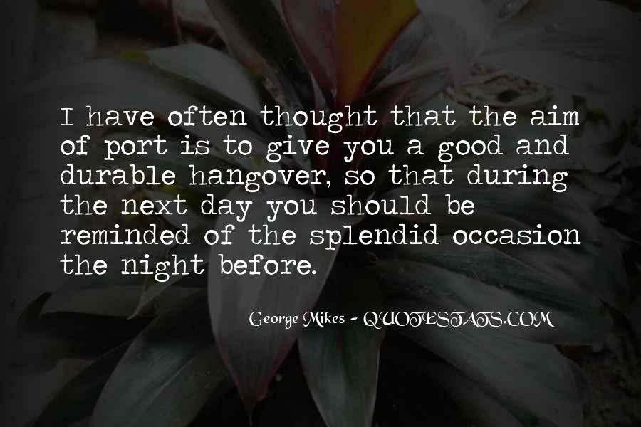 Quotes About Have A Good Night #1745864