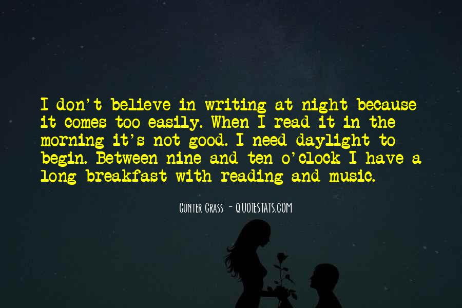 Quotes About Have A Good Night #1756043