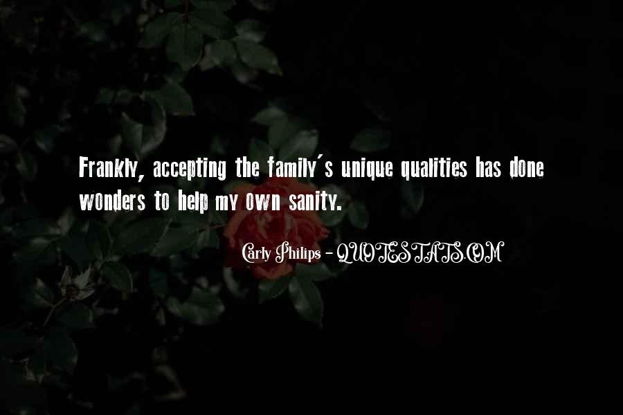 Quotes About Sanity Life #122163