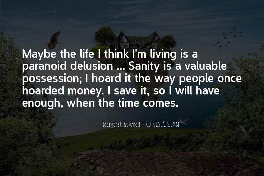 Quotes About Sanity Life #1727923