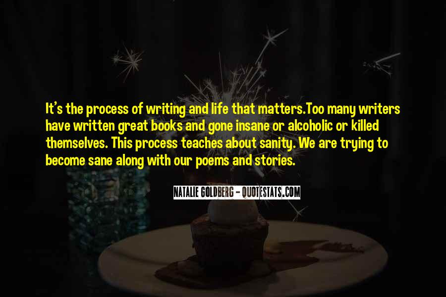 Quotes About Sanity Life #1800940