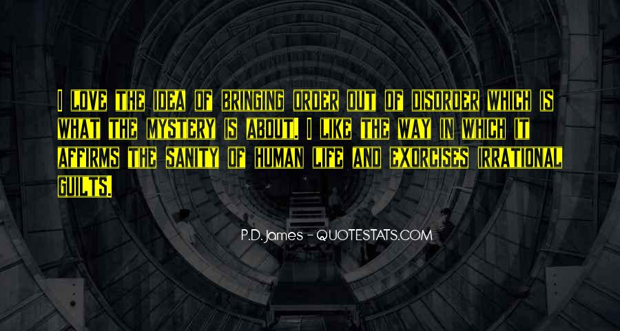 Quotes About Sanity Life #678522