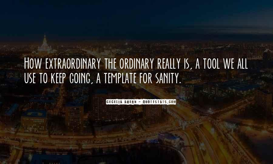 Quotes About Sanity Life #873945