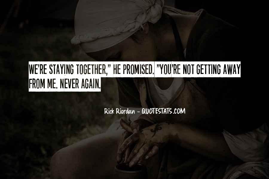Quotes About Not Getting Love #1039746