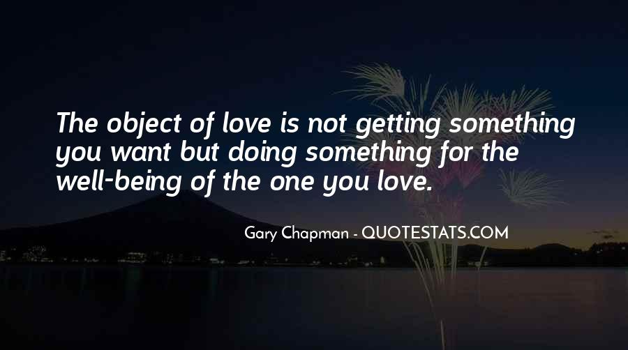 Quotes About Not Getting Love #678498