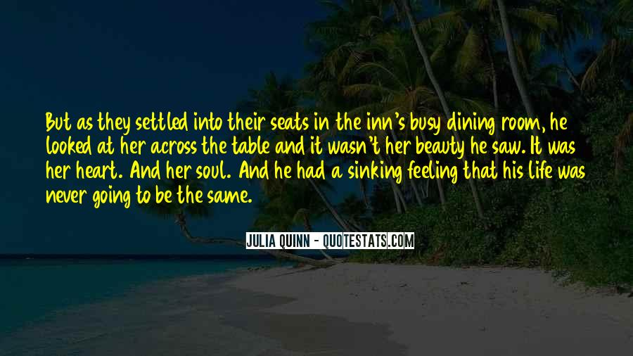 Quotes About Your Heart Sinking #1086464