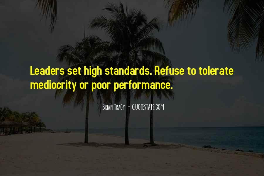 Quotes About Poor Leadership #1352747